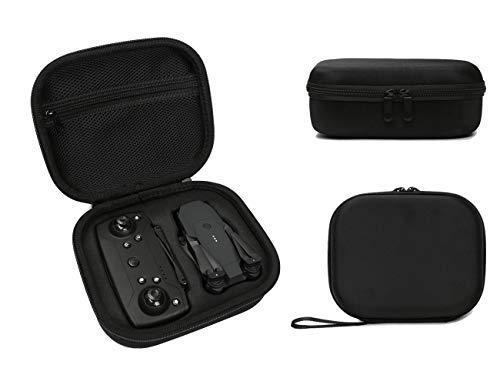 Tineer Hartschalen-Transporttasche Aufbewahrungsbox Handtasche für Eachine E58 RC Drohne Quadcopter und anderes Zubehör