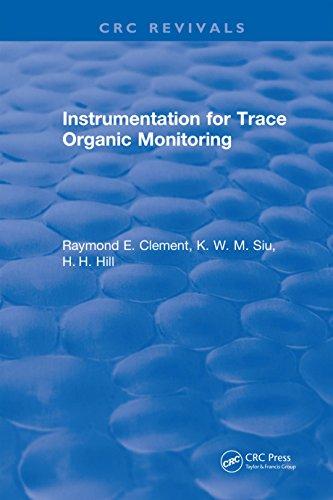 Instrumentation for Trace Organic Monitoring (English Edition)
