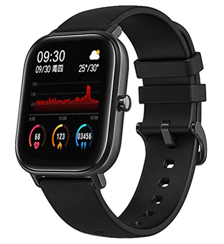 Smart Watch Android iOS Fitness Tracker Heart Rate Blood Pressure Health Exercise Sport Watch Waterproof Blood Oxygen Pedometer Step Calorie Sleep Monitor Call Touch Screen Smart Watch for Women Men