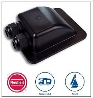 MAyouth 10 Imposta 2 Pin Impermeabile Auto ATV Legare Elettrico connettore Spina Cavo 12V
