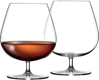 Ash & Roh Glass Glassware Set - 2 Pieces, Multicolor, 340 ml