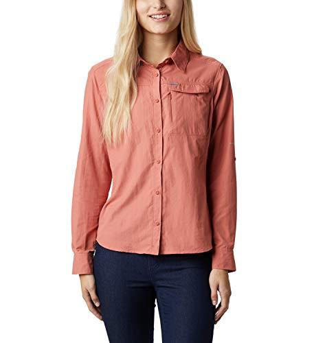 Columbia blouse met lange mouwen voor dames