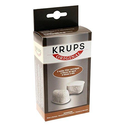 Krups F 472 00 ekspres do kawy, zestaw filtrów Duo bez uchwytu