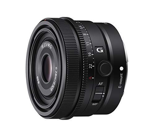 Sony FE 40mm F2.5 G Full-Frame Ultra-Compact G Lens