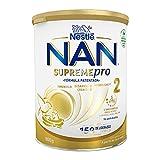 NAN SUPREMEpro 2 - Leche de continuación en polvo Premium - Fórmula para bebé - A partir de los 6 meses - 800 g