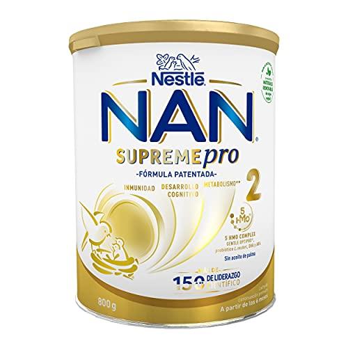 Nestlé NAN Supreme Pro 2 Leche de...