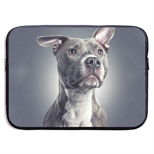 VEGAS Pit Bull Laptop Sleeve Case Bag Handbag for MacBook - Lightweight Carring Protector for 13 Inch Samsung Sony ASUS Acer Lenovo Dell HP Toshiba Chromebook Computers