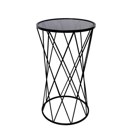 ADM - Basket Serie Easy Fashion - Mesita Auxiliar para sofá con...