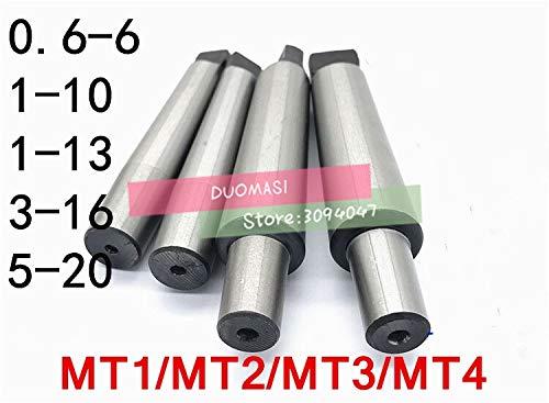 For Sale! Tool Parts 1PCS Reducing Drill Occus MT1/MT2/MT3/MT4 Morse Taper Shank Drill Chuck Arbor L...