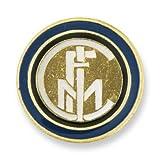World of Football Pin Inter Mailand