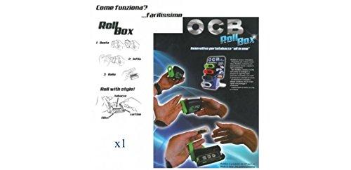 OCB - OCB T-BOX ASTUCCIO PORTATABACCO E CARTINE - T-BOX