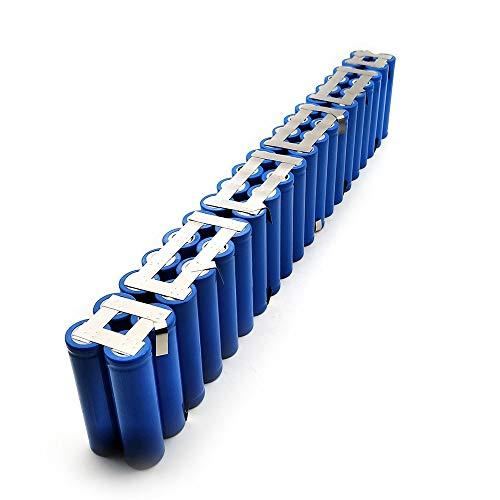 Seilylanka 36V 12Ah para Bosch 1270020507 2607335430 127020507 20301046622 Batería Li-Ion E-Bike...