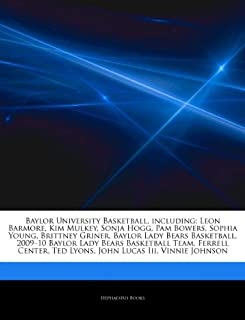 Articles On Baylor University Basketball, including: Leon Barmore, Kim Mulkey, Sonja Hogg, Pam Bowers, Sophia Young, Britt...