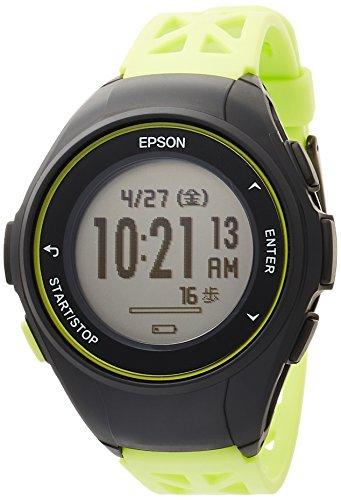 [エプソン リスタブルジーピーエス]EPSON WristableGPS 腕時計 GPSランニングウォッチ Q-10G