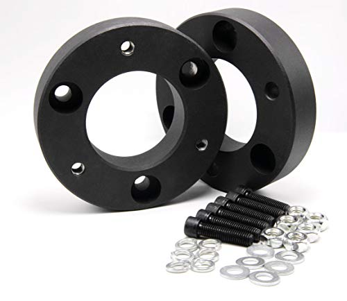 F150 Lift Leveling Kit for Ford F150 2004-2019 2WD & 4WD, Wheel Front Leveling Lift Kit Strut Spacers Raise The Front F150 Pickup 2-Inch by BOOTOP
