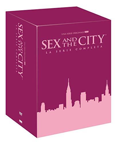 Sex And The City - La Serie Completa (17 Dvd) [Italia]