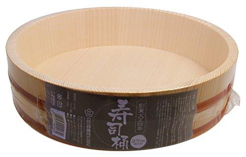 立花容器 SPシリーズ『寿司桶 27cm』