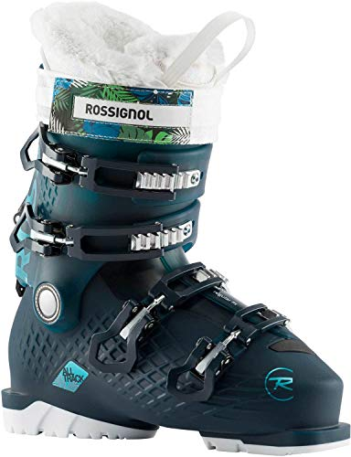 Rossignol Alltrack 70 Botas esquí, Mujeres, Black/Blue, 24.0