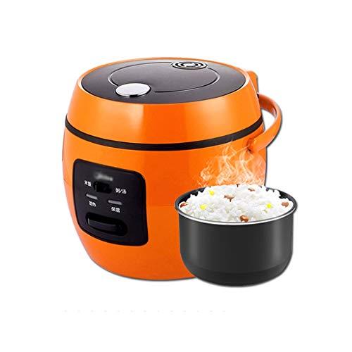 Rice Cooker 2L-350W Conservation De La Chaleur Intelligente, Non-bâton, Multi-fonctions, Avec Vapeur, Adapté For 1-3 Personnes Dans Le Ménage/Dortoir