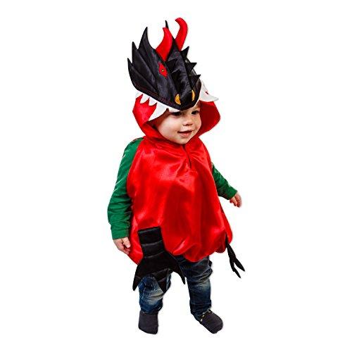 Lucy Locket - Disfraz de Dragón Para Bebés / Niños Pequeños (0-3 Años)