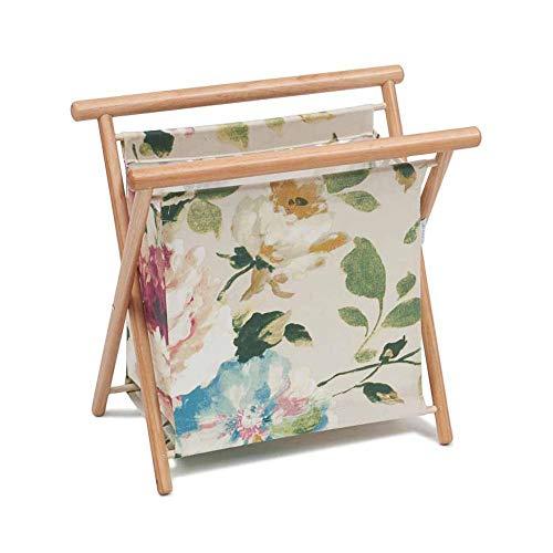 HobbyGift Premium Tricot à coudre Motif floral vintage