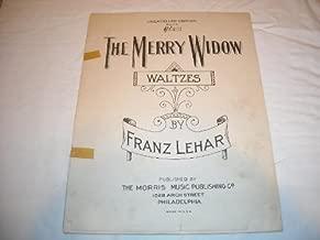 MERRY WIDOW WALTZ PAUL WHITEMAN 1935 SHEET MUSIC SHEET MUSIC 224