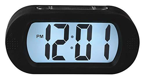 RCA RCD12BKA Alarm Clock, Black