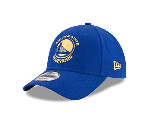 New Era NBA The League Golden State Warriors Gorra, Hombre, Azul, Talla Única