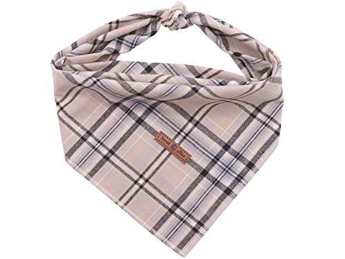 lionet paws Bandana für Hund Kopftücher Hundehalstuch Dreieckstuch für Kleine, Mittelgroße und Große Hunde