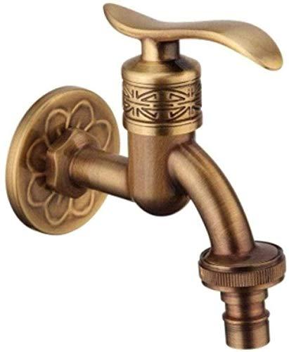 Messing Bad Waschsalon Wand Waschmaschine Wasserhahn Globus Ventil Outdoor Garten Wasserhahn