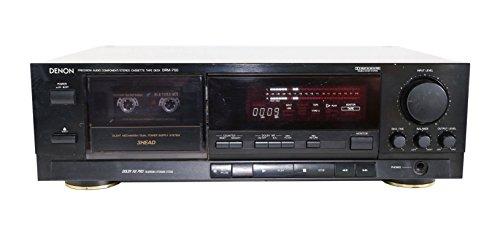 Denon DRM-700 A Kassettendeck - 3 Head - in schwarz