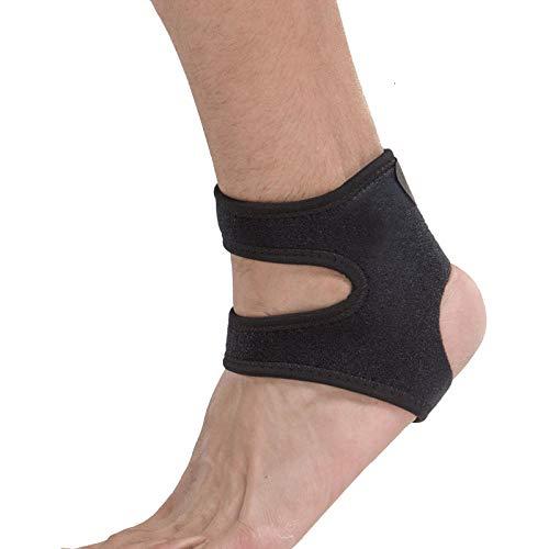 Enkelband 1 Stks Sport Enkelbeugel Voet Heel Guard Arch Ondersteuning Plantar Fasciitis Therapie Wrap Pijn Verlichting Enkelbeschermer
