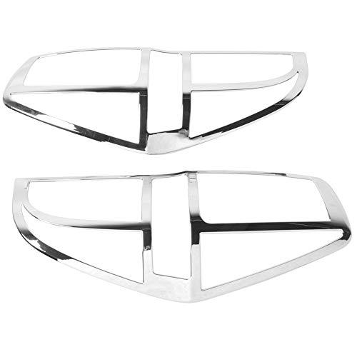 Auto Achterlicht Cover, Auto Achterlicht Lampenkap Cover Bescherming Decoratie Auto Achterlicht Frame Cover Trim Fit voor HYUNDAI GRAND STAREX (H1) 2019