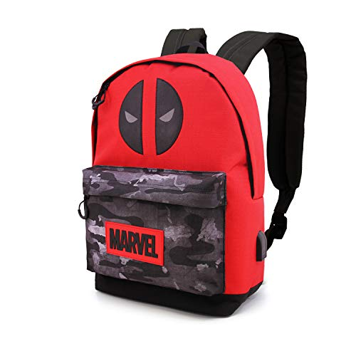 Deadpool Rebel-HS Rucksack 1.2