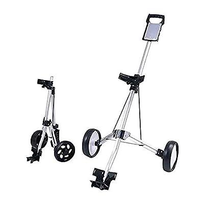 ZWJ-Golfwagen Golftrolley Wheels Golf-Trolley