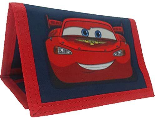 Disney Cars - Tri-Fold Wallet -