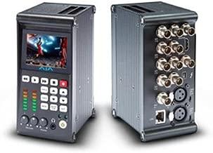 AJA Ki Pro Quad Solid State 4K Solid State Video Recorder, 2 SSD Slots