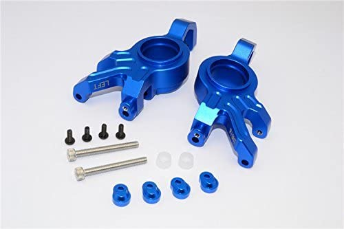 Aluminum Front Steering Blocks Left Right Traxxas 1PR X Now on sale for - Daily bargain sale