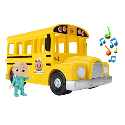 CoComelon CMW0015 Mitsing-Bus mit Sound...