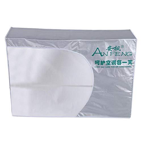 Funda para Aire Acondicionado exterior con rejilla de ventilación(1.5p(80 * 26 * 57))