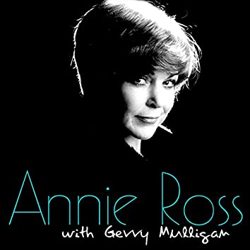 Annie Ross with Gerry Mulligan