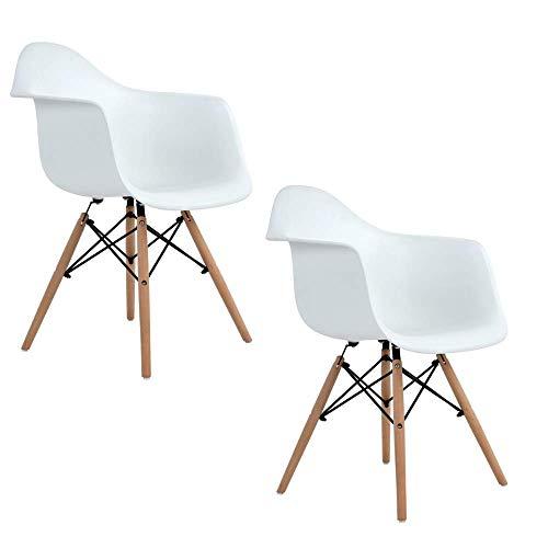silla con brazos de la marca SIETE SIETE