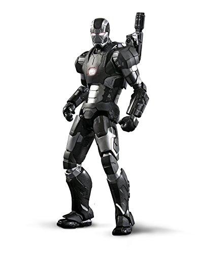 Play Imaginative samv12wm02N–Super Alloy Iron Man 3War Machine Mark II Escala 1/12