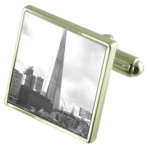 Select Gifts La tour Shard de Londres de manchette avec poche