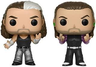 WWE Hardy Boyz Pop Vinyl Figure 2Pack and keychain