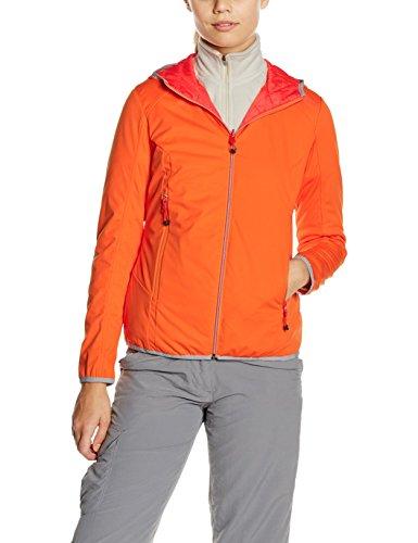 CMP Veste réversible Fix Hood Light Softshell Primaloft ® Femme