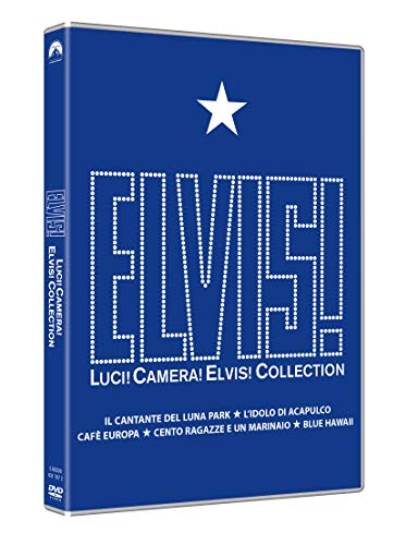 Elvis Presley (Box 5 Dvd) Film Collection