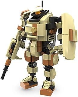 MyBuild Mecha Frame Ranger 5010 Sci-Fi Series Robot Bricks Construction Blocks Toy Figure