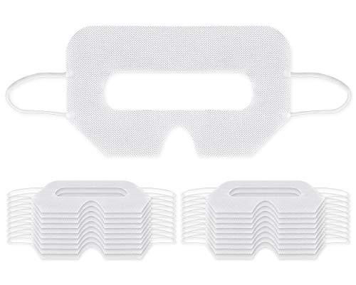 SCSpecial 20 Piezas Universal VR Higiene desechable Cubierta de la Cara Cubierta de la Cara,...