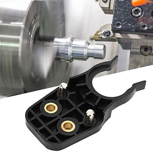 SANON Accesorios Iso20 / Iso25 (Iso20) Herramienta de Fresadora de Plástico con Abrazadera de Soporte de Cortador Automático